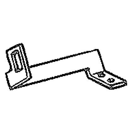 Thread Hook Plate, Brother #S42639001