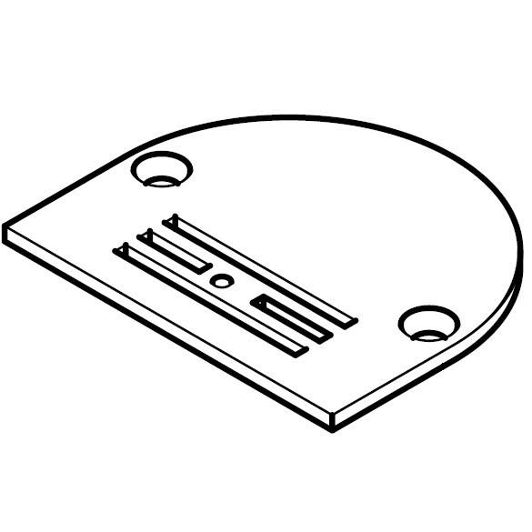 Needle Plate, Pfaff #W5100111300