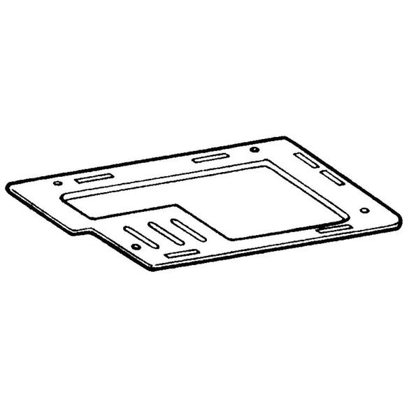 Base Plate, Brother #X59108050