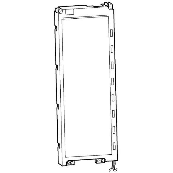 LCD Module Assembly #X81375001