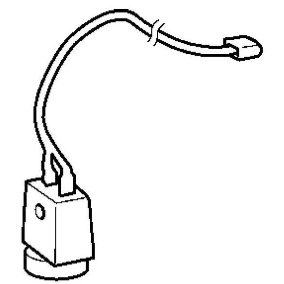 Socket Sub Assembly, Brother #XA9596001