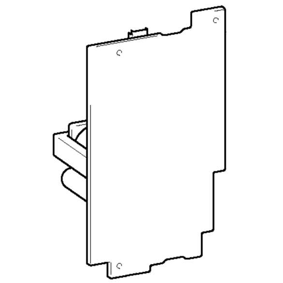 PCB Assembly (120V), Brother #XC9831021