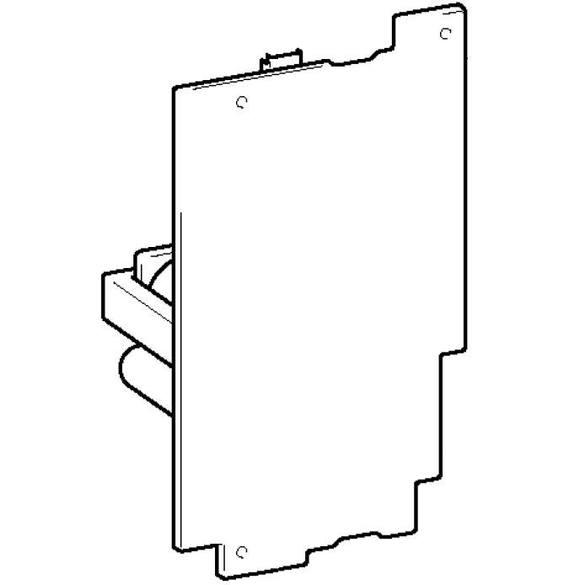 Power PCB Supply (230V), Brother #XC9833021