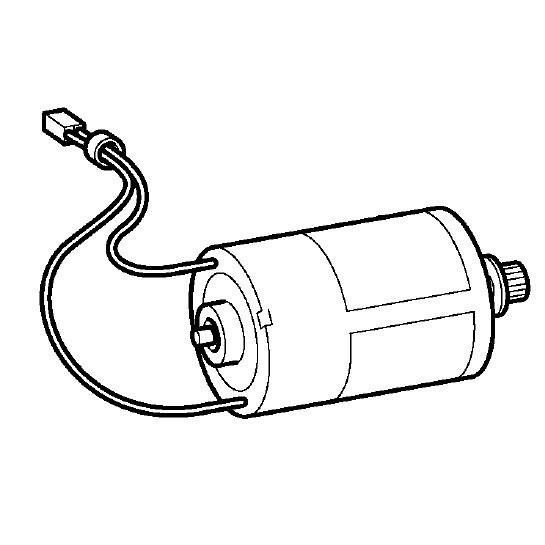 Motor (Main), Babylock #XE1640101