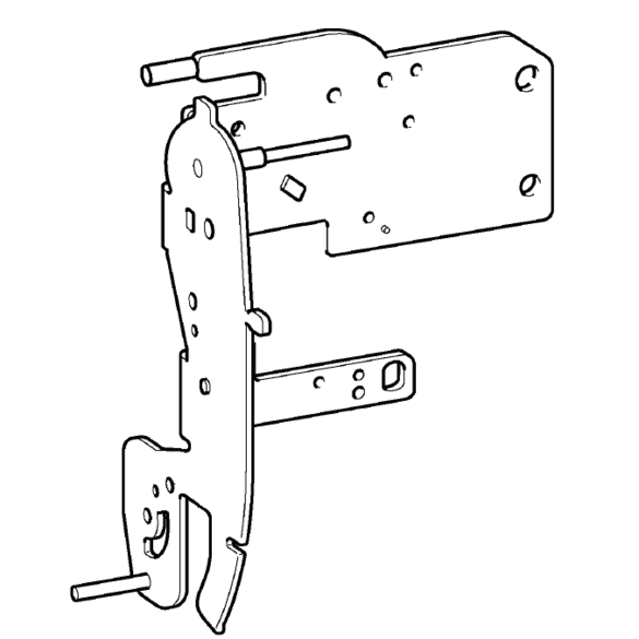 Thread Guard Assembly, Brother #XE3011001