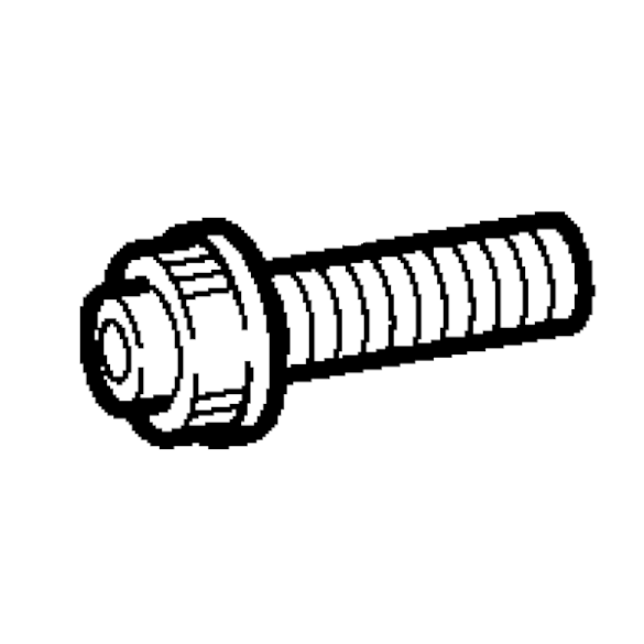 Thread Tension Adjusting Screw, Brother #XE3015001