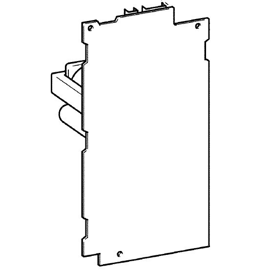 Power PCB Supply Assembly, Brother #XE7613001