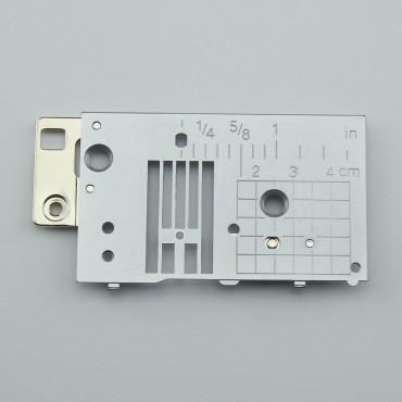 Straight Stitch Needle Plate, Babylock #XF3076001