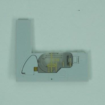 Needle Plate (B), Babylock #XF4767001