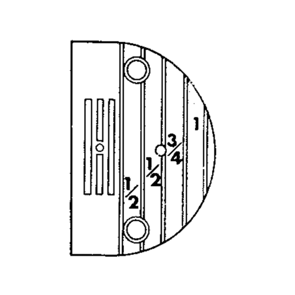 Needle Plate, Union Special #MF20A0101