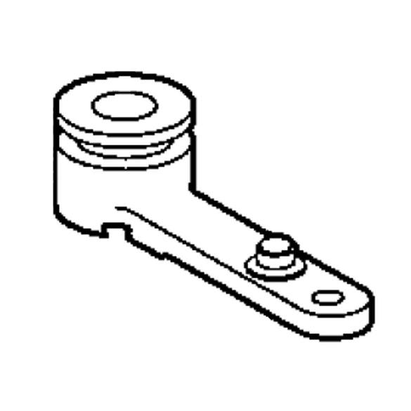 Main Lever Knife Assembly, Brother #S34444021