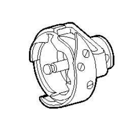 Rotary Hook Assembly w/Box SA3670, Brother #SA3669001
