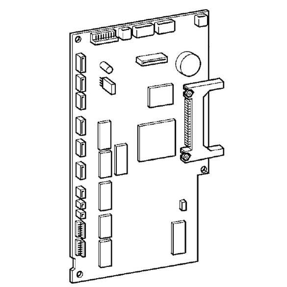 PC Board, Babylock #X81205001
