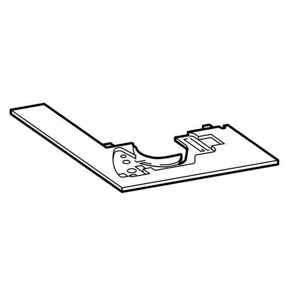 Needle Plate (B), Baby Lock, Brother #XE4826101