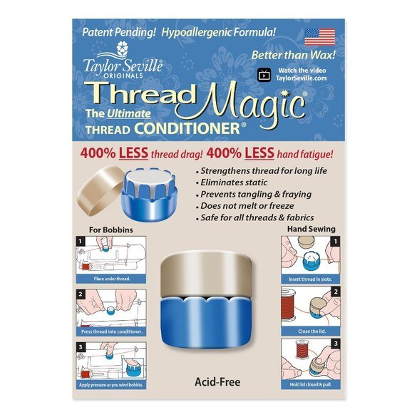 Thread Magic Conditioner - Round, Taylor Seville Originals