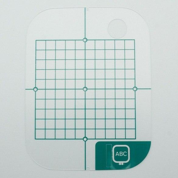 Embroidery Hoop Sheet (4x4), Brother #XA5590121