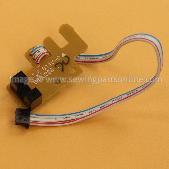 X Sensor Board Assembly, Babylock, Brother #XC0301151
