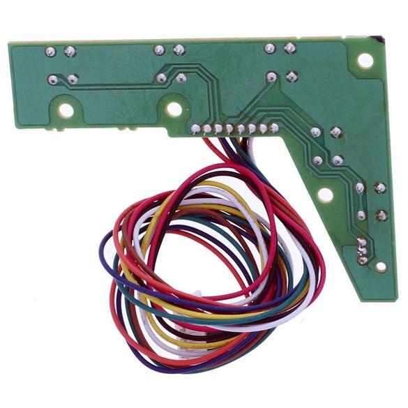 X Area Sensor PC Board, Babylock, Brother #XC8199051