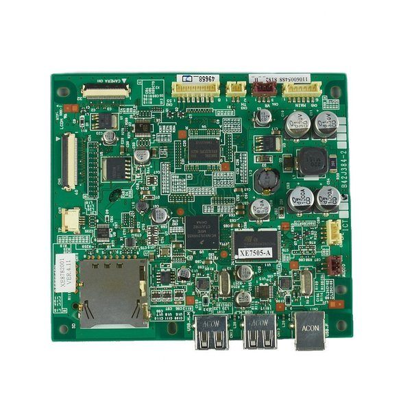 Panel PC Board Assembly, Brother #XE8782001