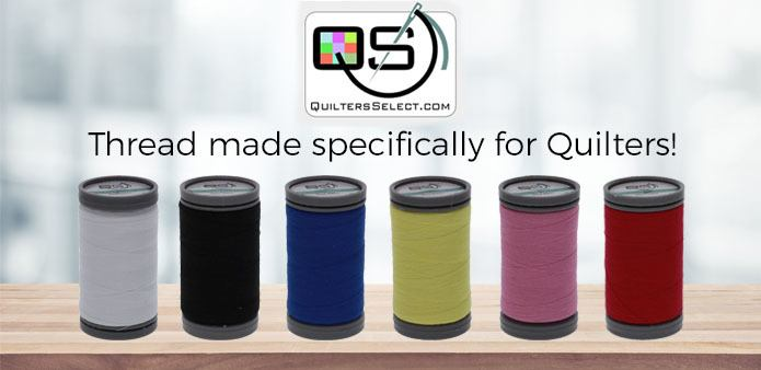 Thread made specifically for quilters!