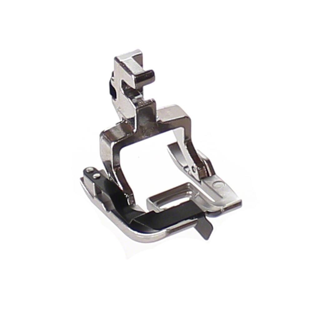 Brother Euro-Pro Janome ESideStep Pack of Stitch in Ditch Foot and 1//4 Babylock Quilting Patchwork Sewing Machine Presser Foot with Edge Guide for All Low Shank Snap-On Singer Quarter Inch