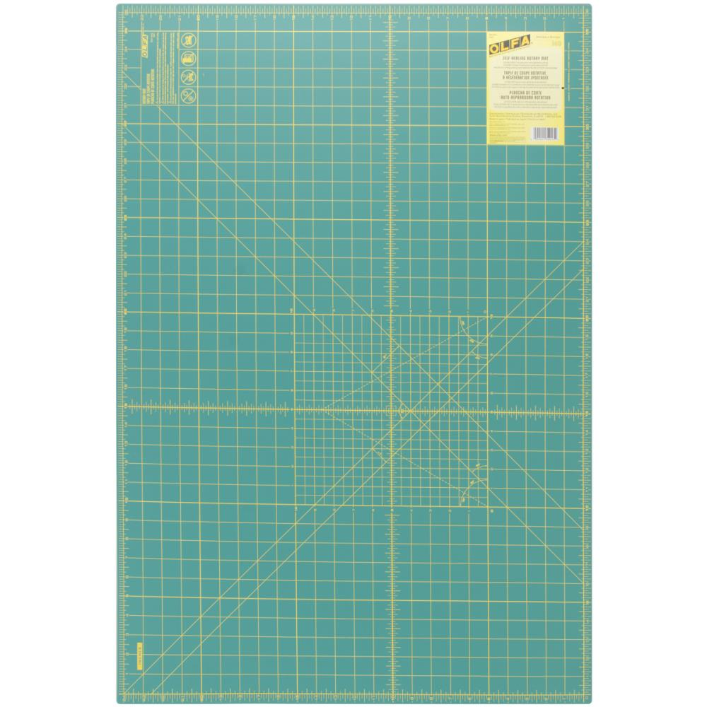 24 x 36 cutting mat olfa sewing parts online. Black Bedroom Furniture Sets. Home Design Ideas