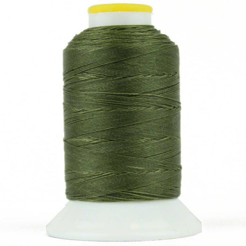 Coats Metallic Gold Sewing Quilting Embroidery Thread 200 yds.