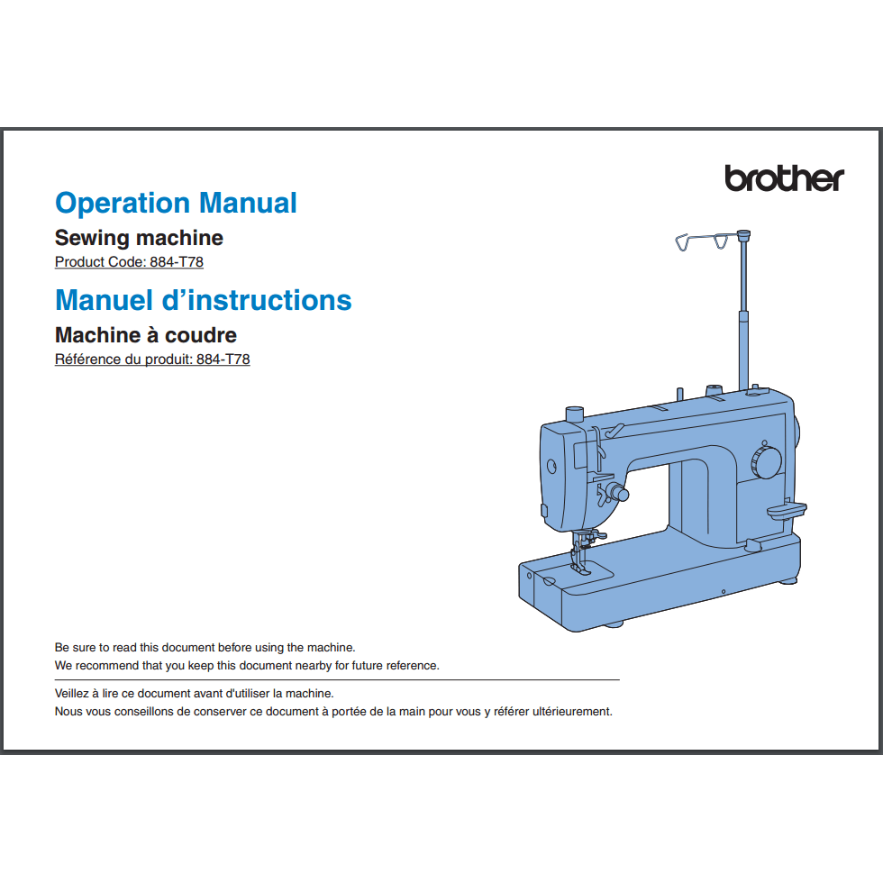 Instruction Manual Brother Pq1500sl Sewing Parts Online Kenmore Model 12 Machine Threading Diagram Imbr