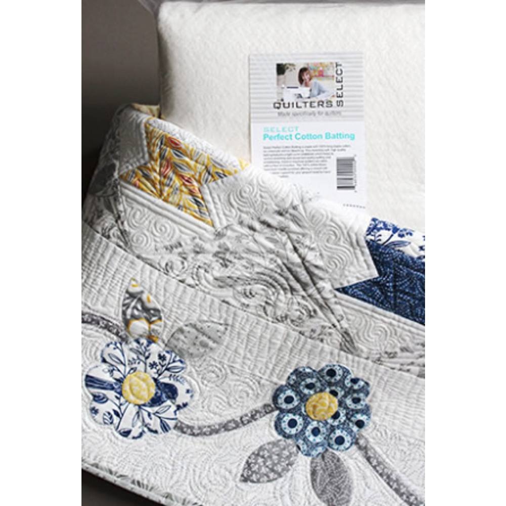Quilters Select Perfect Cotton Batting Sewing Parts Online