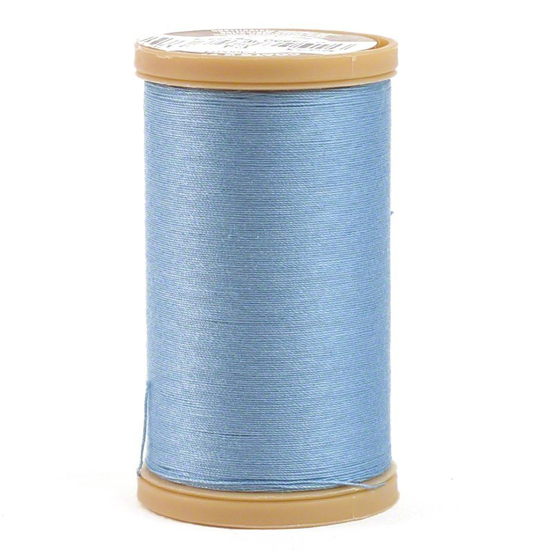 350-Yard Coats Thread /& Zippers Machine Quilting Cotton Thread Ecru