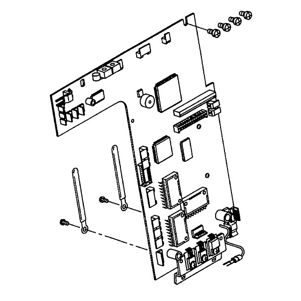 M Computer Circuit Board Singer 386361 Sewing Parts Online