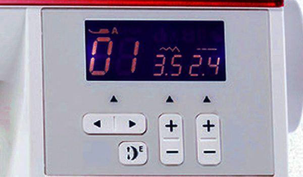 LCD Screen & Function Keys