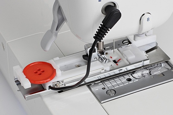 Industrial Automatic Buttonhole Foot with Sensor