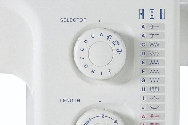 Stitch Selector Dial