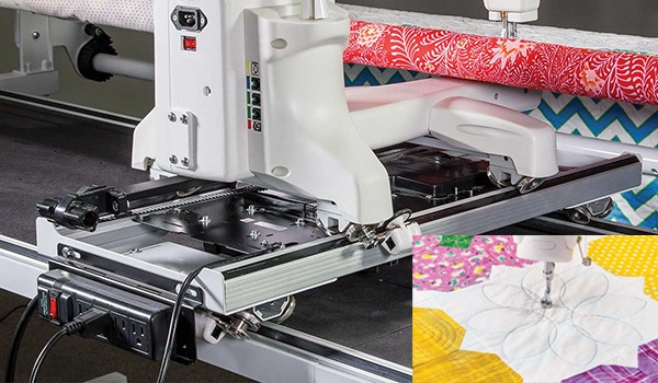 Automated Quilting