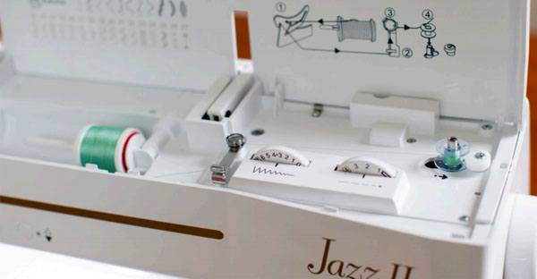 Babylock Jazz 2 Bobbin Winder